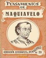 Pensamientos de Maquiavelo