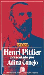 Henri Pittier