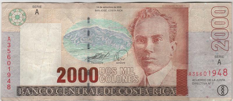 Clodomiro Picado Twight – Guías Costa Rica