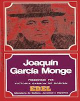 Joaquín García Monge