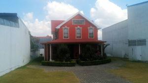 Casa del Dr. Ricardo Juménez Núñez