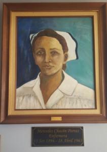 Mercedes Chacón Porras